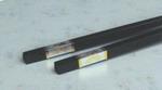 K1-F4002簡約花浮雕銀絲金合金筷